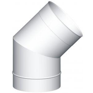 Termatech Ø 150 bøjninger (stålrørsforing)