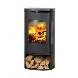 Morsø 8843 med brændemagsin (pris gælder så længe lager haves) afhentningspris