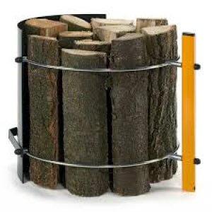 Logmatic brændeholder, så længe lager haves