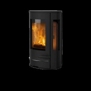 Lotus Liva 8G væghængt ovn med glas på siderne