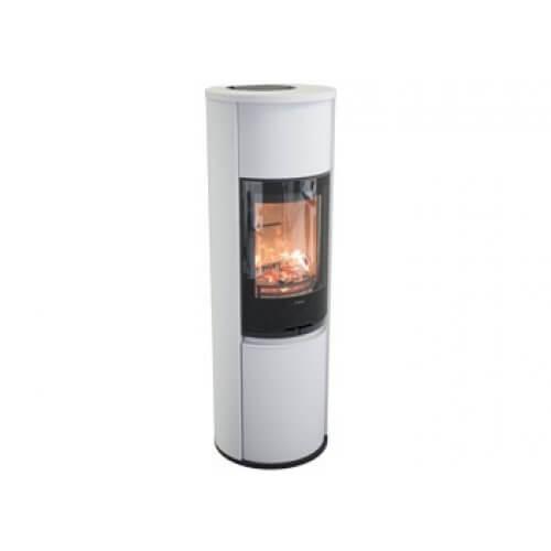Contura 690G:1 Style med sortcoated glaslåge, høj ovn (pris fra)