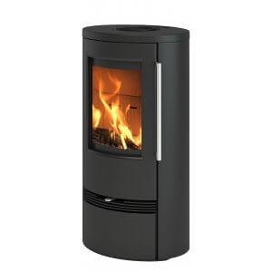 Termatech TT21RL lav ovn m/lukket brændefag (pris fra)